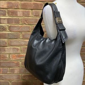Kate Spade New York Black Leather Tote
